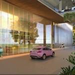 Lobby Apartemen Grand Pancoran Gatot Subroto