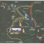 Map Bogor Green Forest