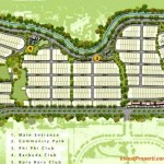 Masterplan Cluster Mayfield Greenwich Park BSD City