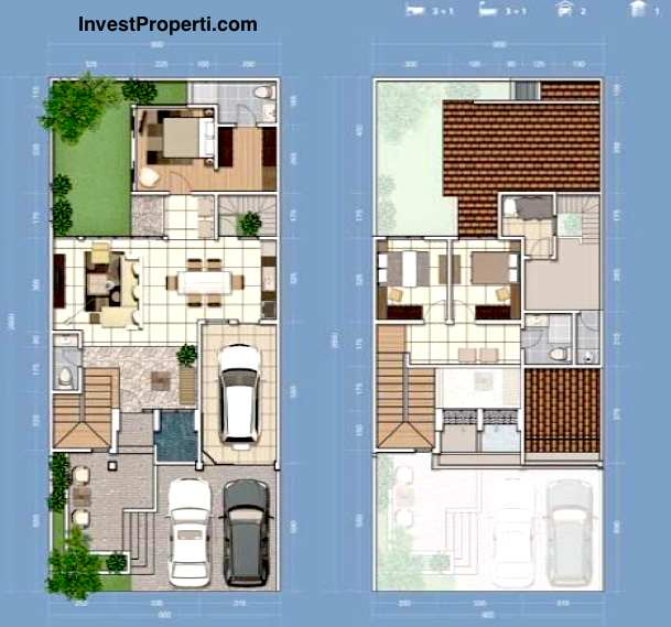 Unit Plan Cluster Mayfield 9 Greenwich Park BSD City