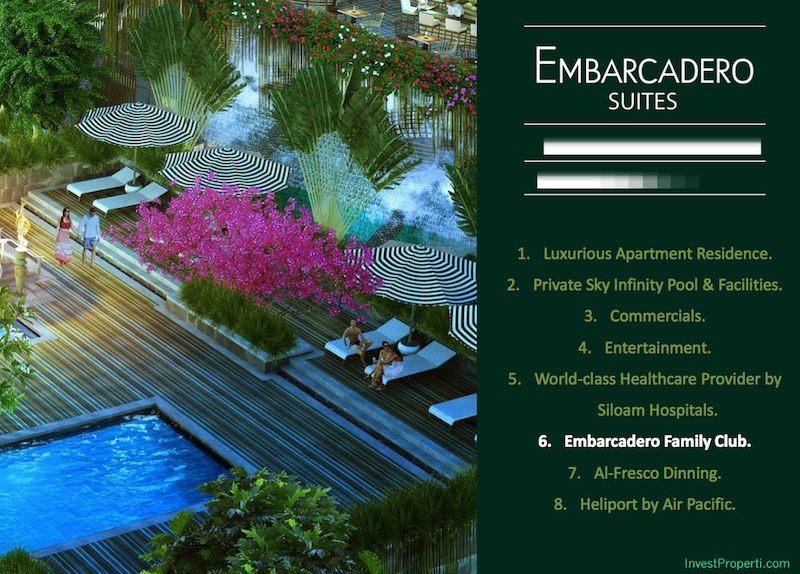 Brosur Embarcadero Suites Apartemen Bintaro 9 hal 13