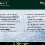 Brosur Embarcadero Suites Apartemen Bintaro 9 hal 3