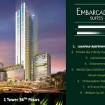 Brosur Embarcadero Suites Apartemen Bintaro 9 hal 7