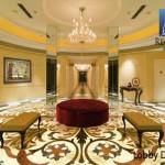 Lobby Apartemen Regatta Tower Dubai