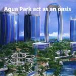 Aqua Park Regatta Pantai Mutiara
