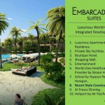 Brosur Apartemen Embarcadero Suites Bintaro 8