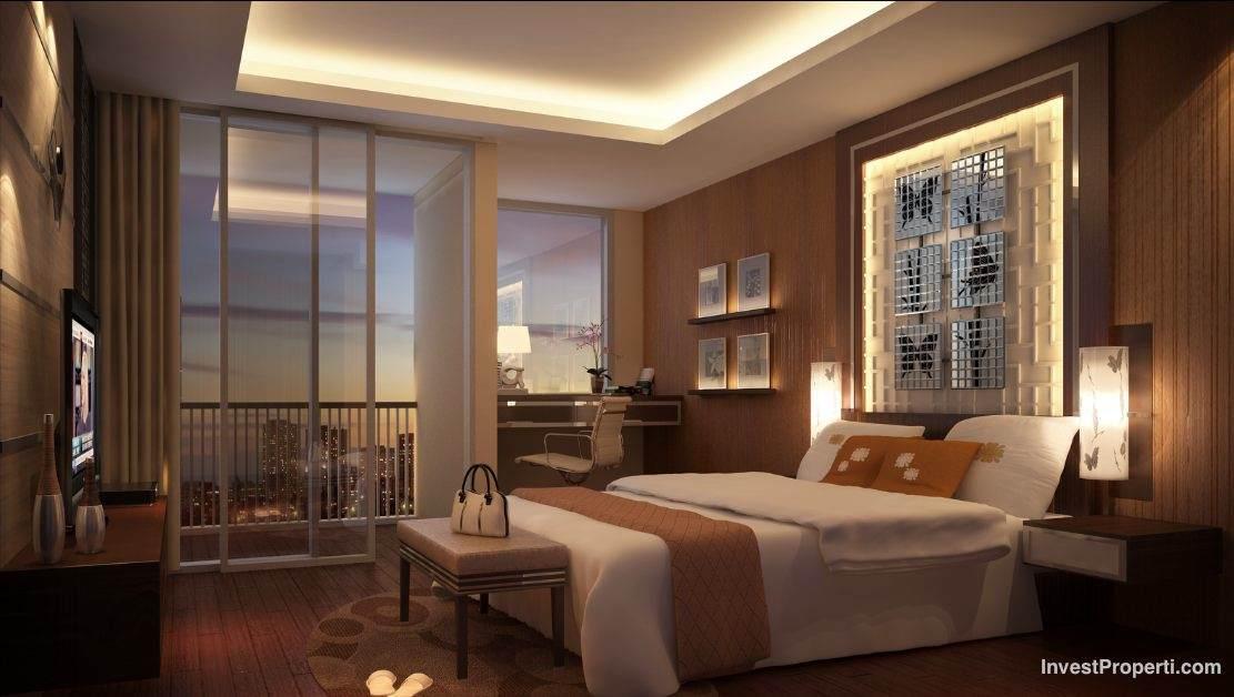 Studio room design de papilio tamansari surabaya for Design interior surabaya