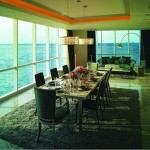 Dining Room Design Regatta Pantai Mutiara Apartment