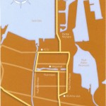 Map Regatta Pantai Mutiara Apartment