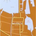 Map Regatta Pantai Mutiara Apartment