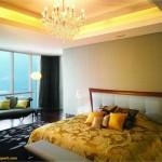 Master Bedroom Apartment Regatta Pantai Mutiara