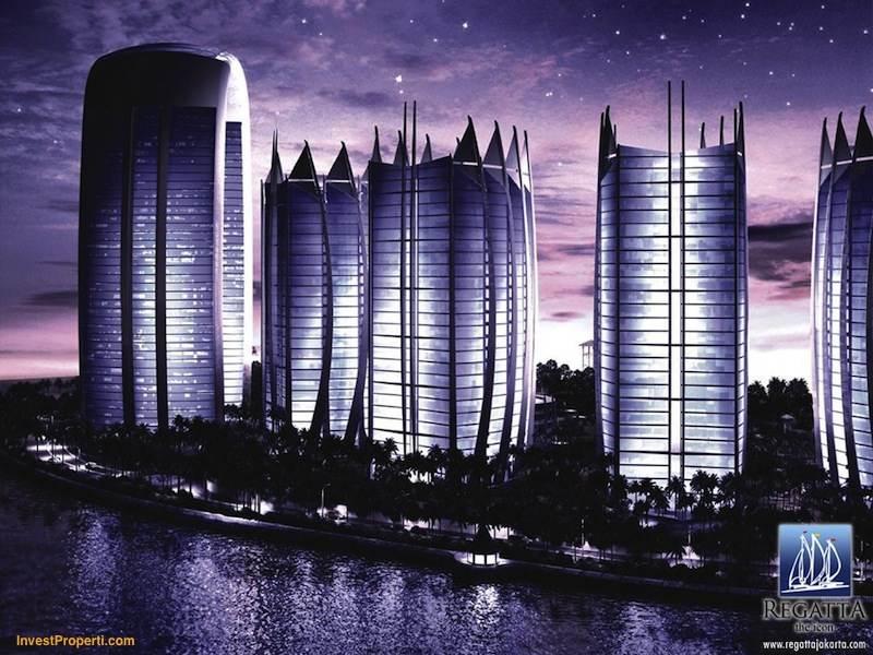 Regatta Pantai Mutiara Apartment