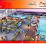 Sky Pool De Papillio Tamansari Surabaya