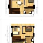 Tipe Duplex Easton Park Serpong Apartment