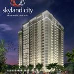 Apartemen Skyland City Jatinangor