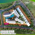 Block Plan Casa De Parco Bsd City