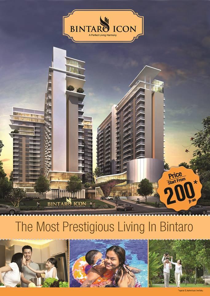 Bintaro Icon Apartment