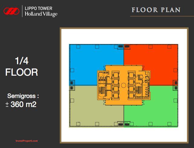 14 Floor Plan Holland Village Office