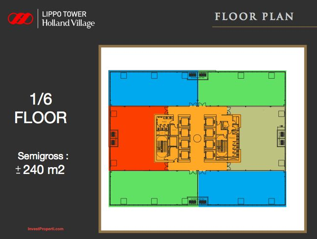 16 Floor Plan Holland Village Office
