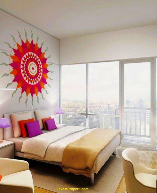Interior Design Studio Apartment Casa de Parco Bsd