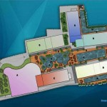 Layout Site Plan Bintaro Icon