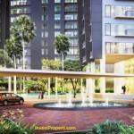Loby Apartemen Casa de Parco