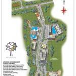Site Plan Skyland City Jatinangor