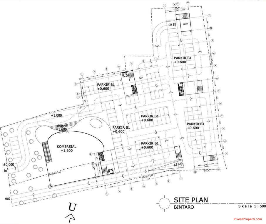 Siteplan Bintaro Icon