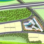 Site Plan Casa De Parco Bsd City