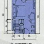 Tipe 1BR Apartemen Bintaro Icon