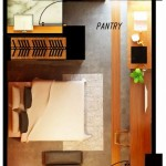 Tipe Unit Studio Room Skyland City Jatinangor Apartment