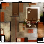 Tipe Unit Suites Superior Room Skyland City Jatinangor Apartment