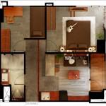 Tipe Unit Suites Superior Room Skyland City Jatinangor Apartment