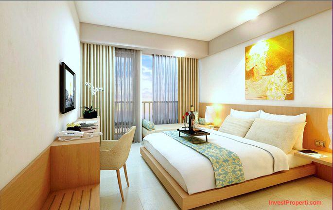 Design Deluxe Room Horison Sunset Road Kuta
