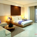 Design Junior Suite Room Horison Sunset Road Kuta