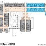 Floor Plan Mercure Legian Bali Condotel Lantai 2