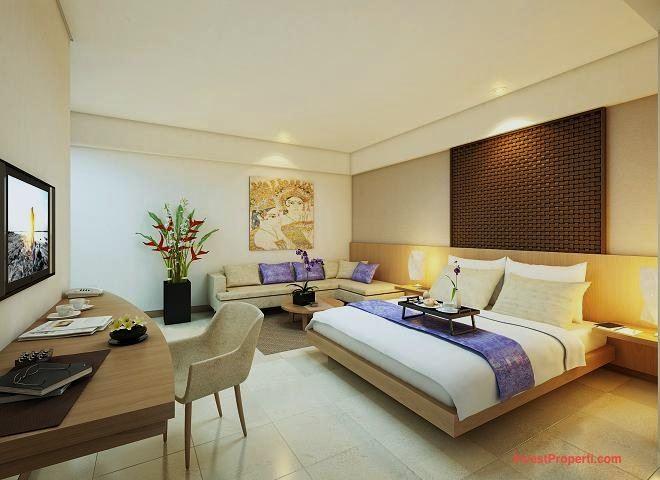 Junior Suite Room Horison Sunset Road Kuta
