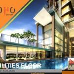 Soho Pancoran Jakarta Facilities Floor