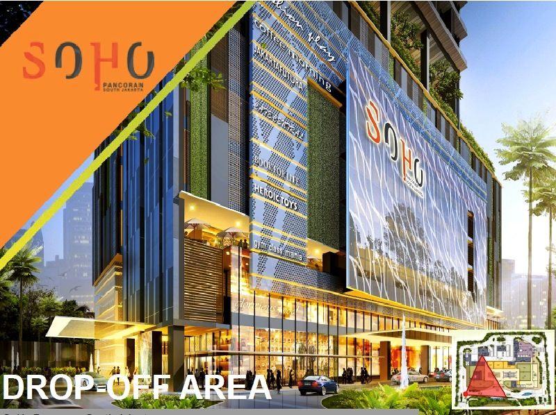 Soho Pancoran Jakarta Mall