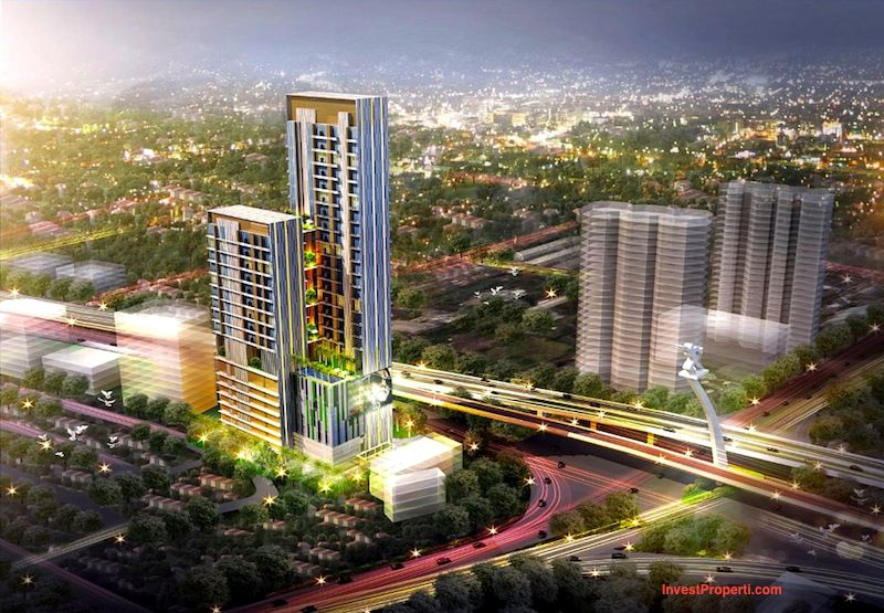Soho Pancoran Jakarta North Wing Tower