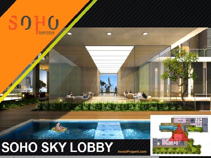 Soho Pancoran Sky Lobby