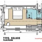 Deluxe Room Mercure Legian Condotel