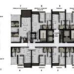 Lexington Floor Plan Extended Balcony