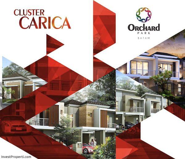 Brosur Muka Carica Estate