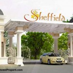 Gate Cluster Sheffield Greenwich Park BSD City