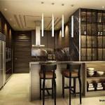 Pantry Apartment Design