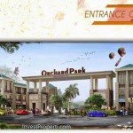 Entrance Gate Orchard Park Batam