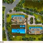 Siteplan Lexington Residence