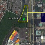 Lippo Thamrin Office Map