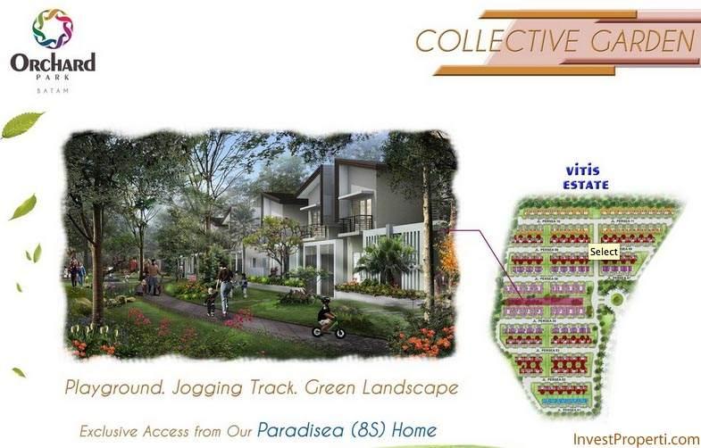 Orchard Park Batam Collective Garden